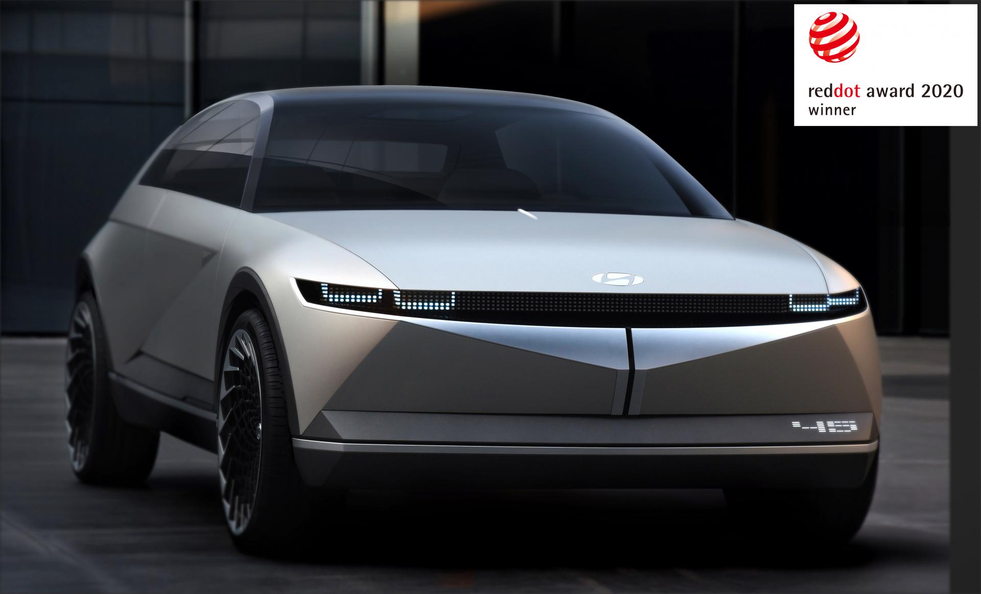 Компанія Hyundai Motor отримала три нагороди Red Dot Award 2020 за концептуальний дизайн | Паритет - фото 9