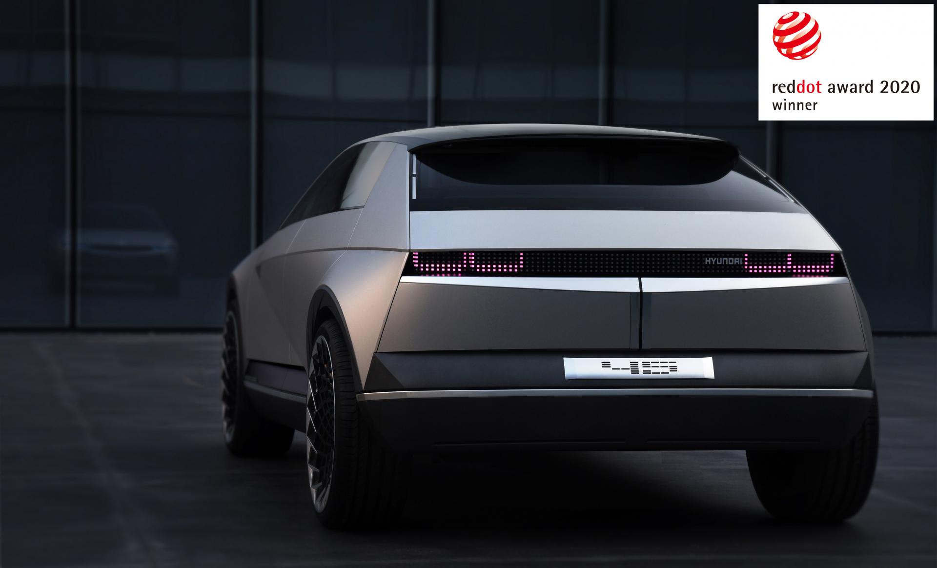 Компанія Hyundai Motor отримала три нагороди Red Dot Award 2020 за концептуальний дизайн | Паритет - фото 10