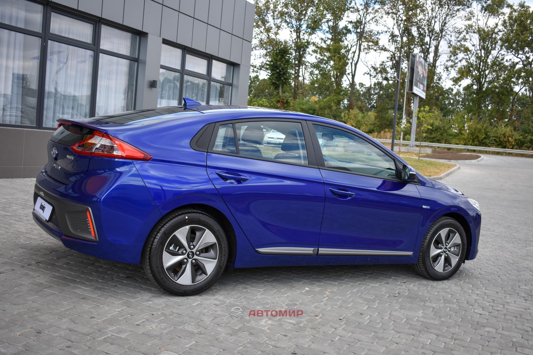 Ціна на електромобіль Hyundai IONIQ Electric - зафіксована в гривні! | Хюндай Мотор Україна - фото 13