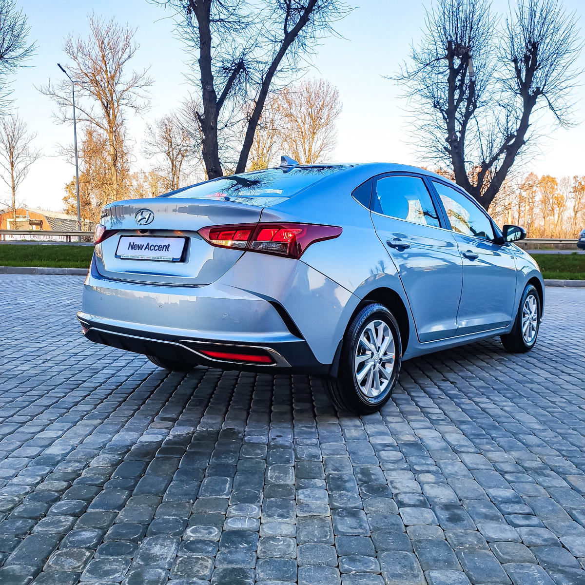 Новий Hyundai Accent вже в автосалоні!   Хюндай Мотор Україна - фото 11