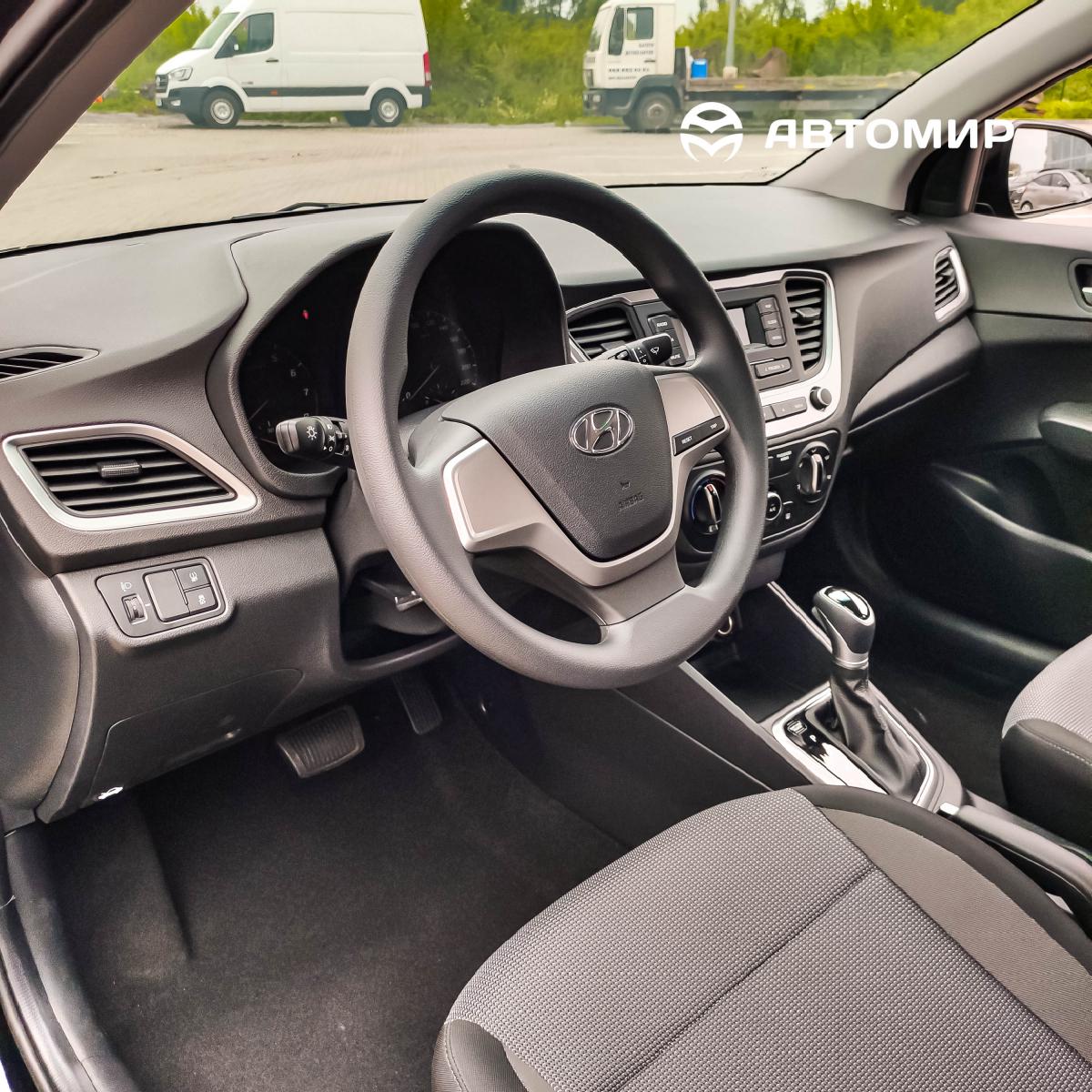 Hyundai стильний Accent вже в автосалоні!   Хюндай Мотор Україна - фото 17
