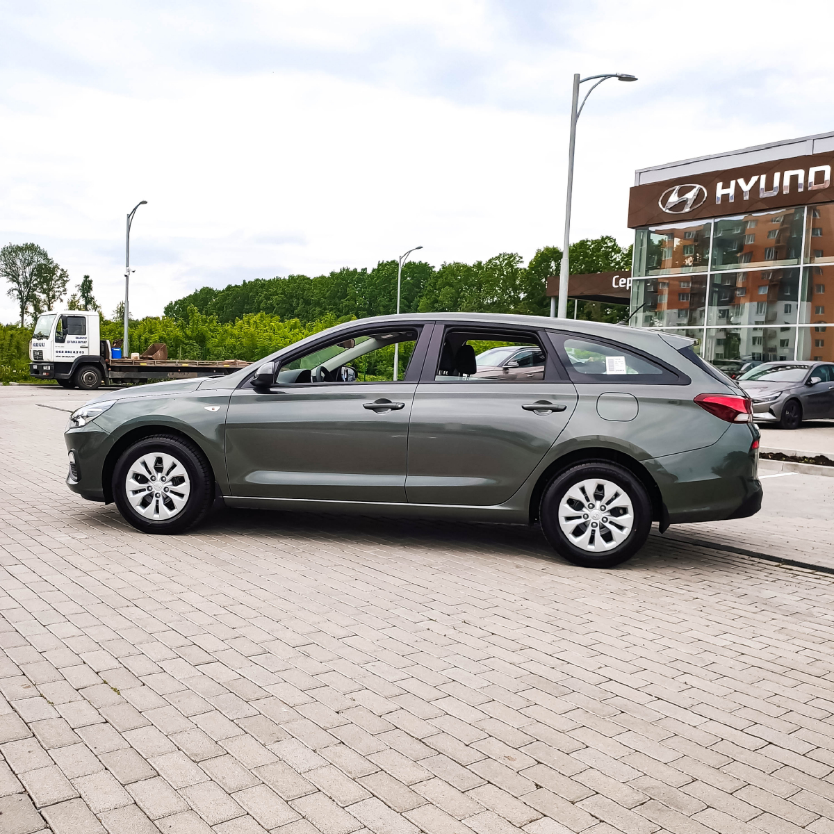 Спеціальна вигода на придбання Hyundai i30 WGN!   Хюндай Мотор Україна - фото 8