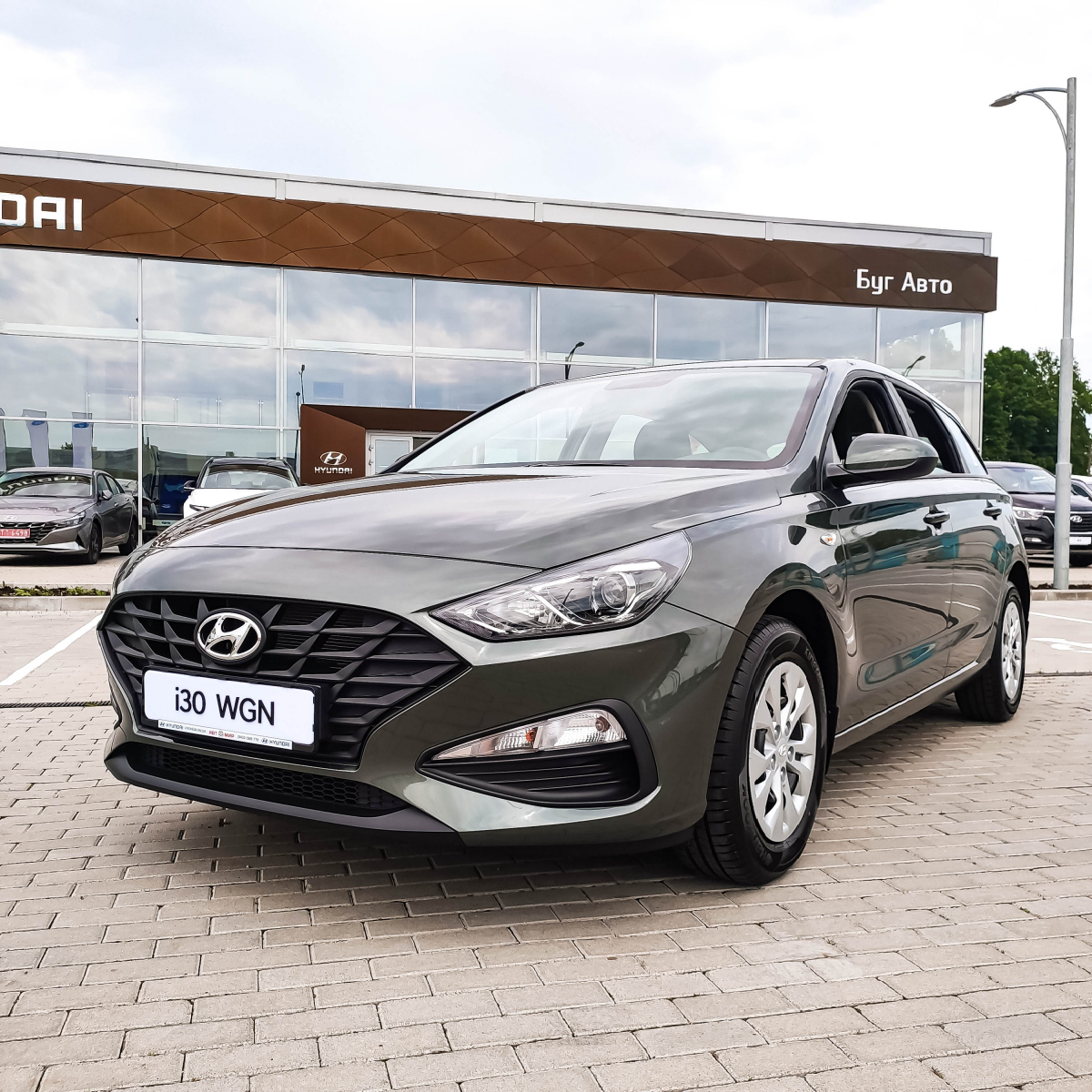 Спеціальна вигода на придбання Hyundai i30 WGN!   Хюндай Мотор Україна - фото 9