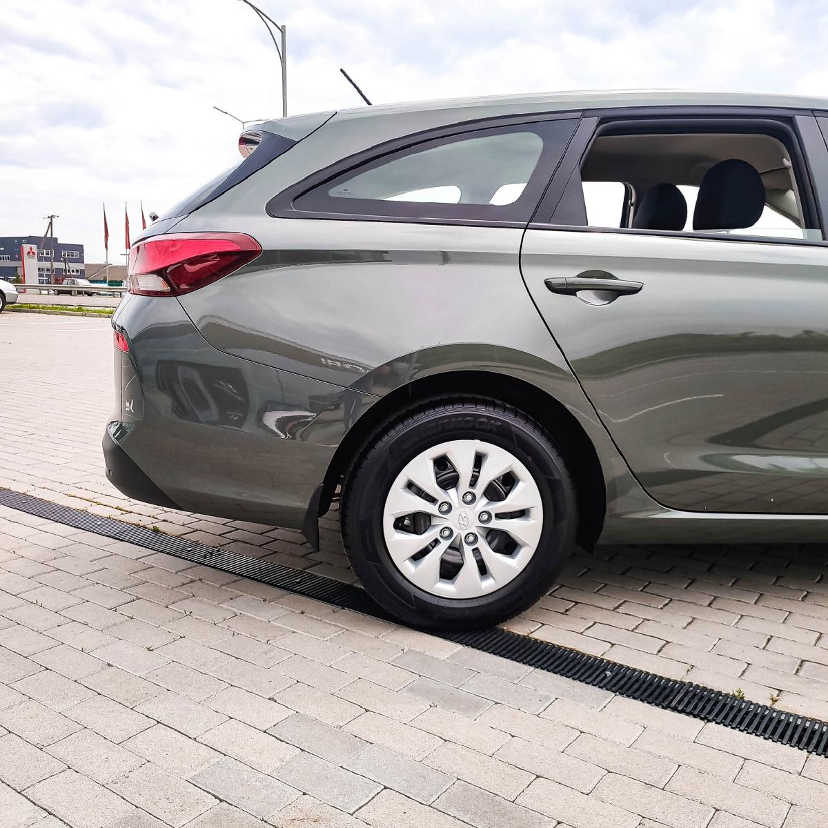 Спеціальна вигода на придбання Hyundai i30 WGN!   Хюндай Мотор Україна - фото 10