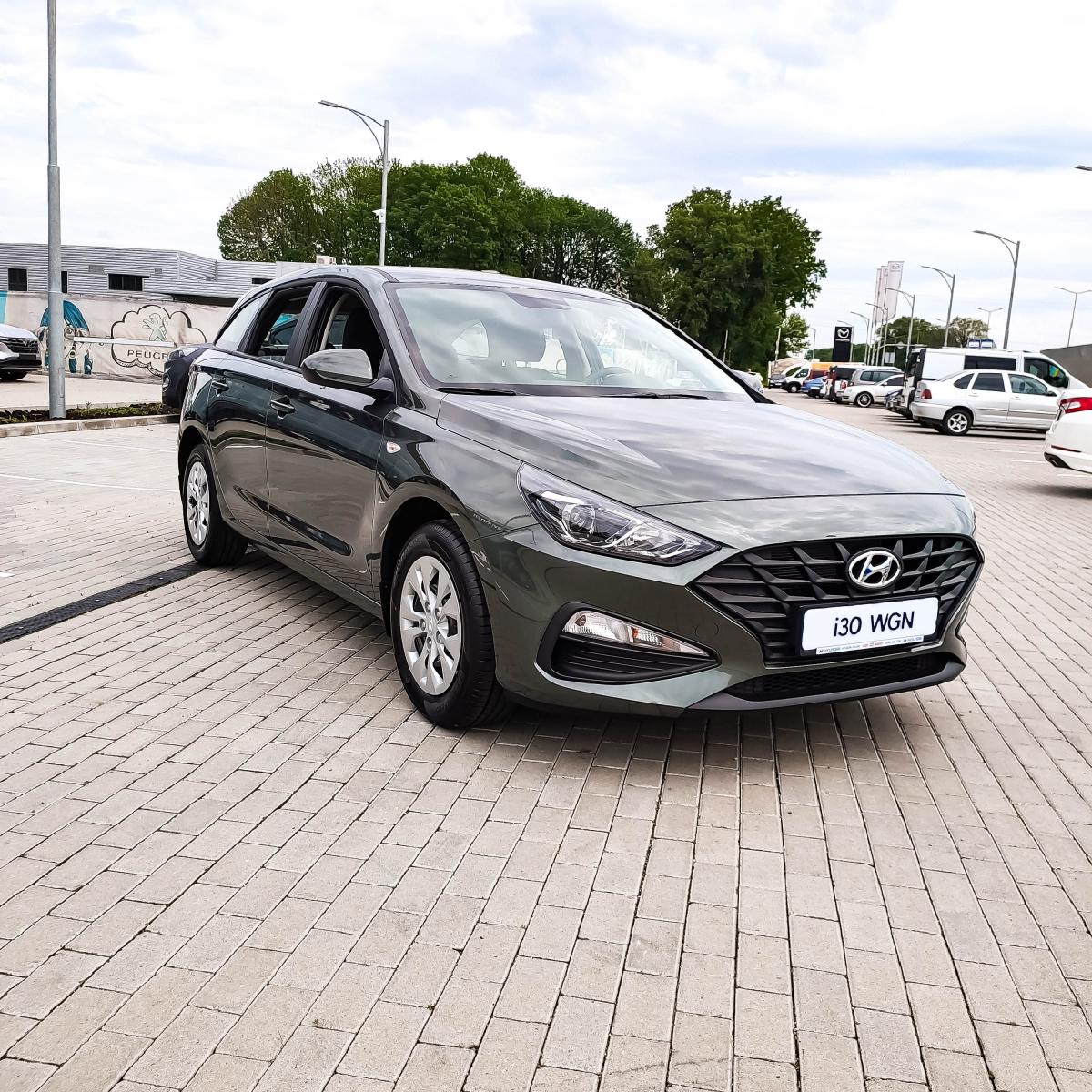 Спеціальна вигода на придбання Hyundai i30 WGN!   Хюндай Мотор Україна - фото 13