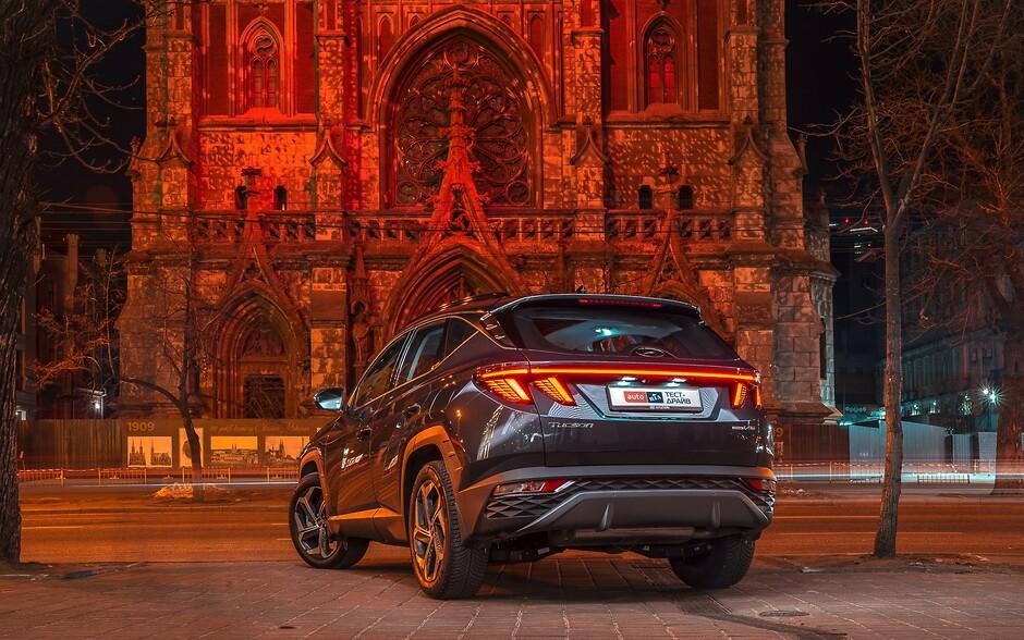 Тест-драйв Hyundai Tucson: Порушник спокою   Паритет - фото 27