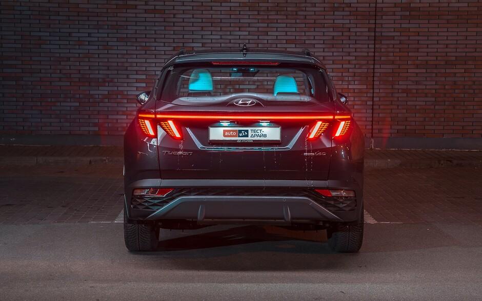Тест-драйв Hyundai Tucson: Порушник спокою   Паритет - фото 25