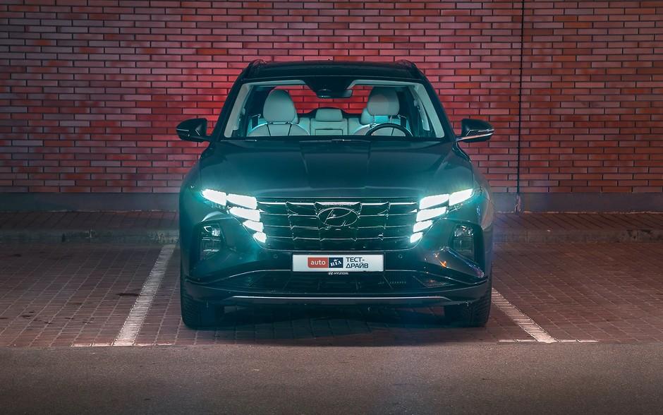 Тест-драйв Hyundai Tucson: Порушник спокою   Паритет - фото 24