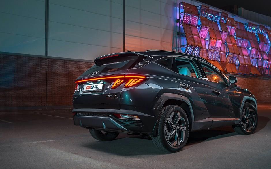 Тест-драйв Hyundai Tucson: Порушник спокою   Паритет - фото 23