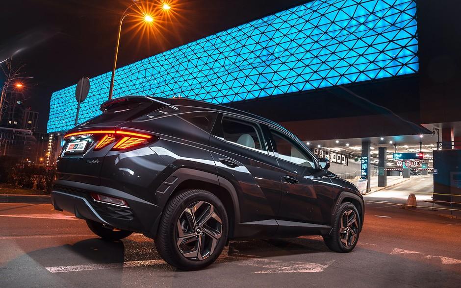 Тест-драйв Hyundai Tucson: Порушник спокою   Паритет - фото 21