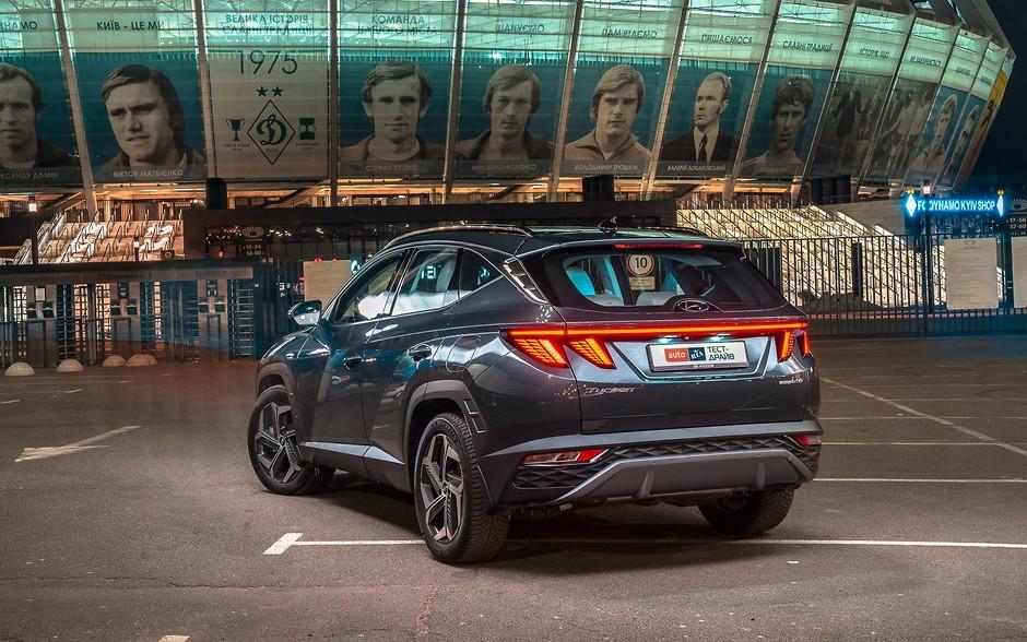 Тест-драйв Hyundai Tucson: Порушник спокою   Паритет - фото 20