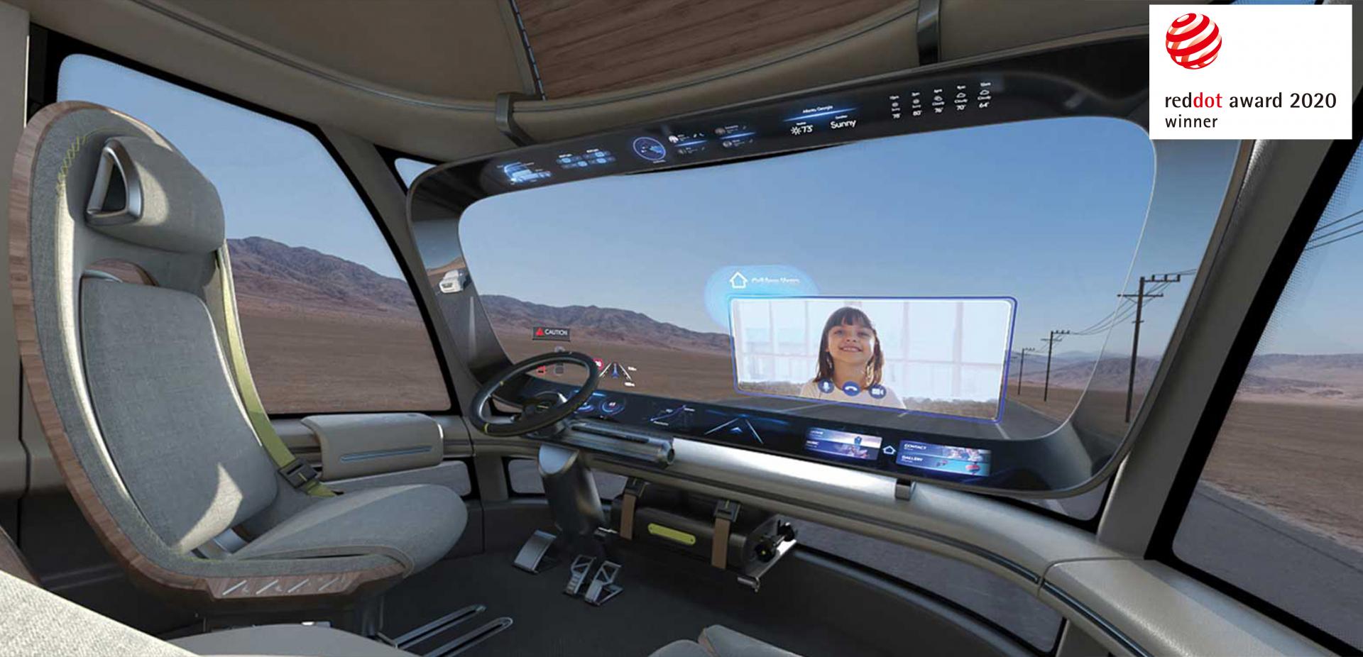 Компанія Hyundai Motor отримала три нагороди Red Dot Award 2020 за концептуальний дизайн | Паритет - фото 12